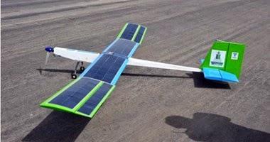 طالب هندسة مصري يذهل العالم و يخترع طائرة بدون طيار