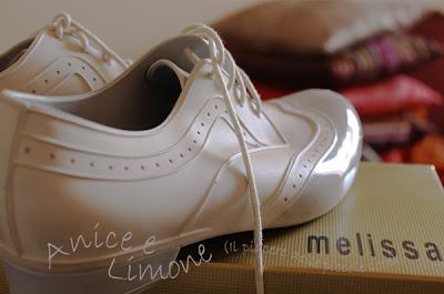 Melissa shoes - le scarpe di gomma profumate