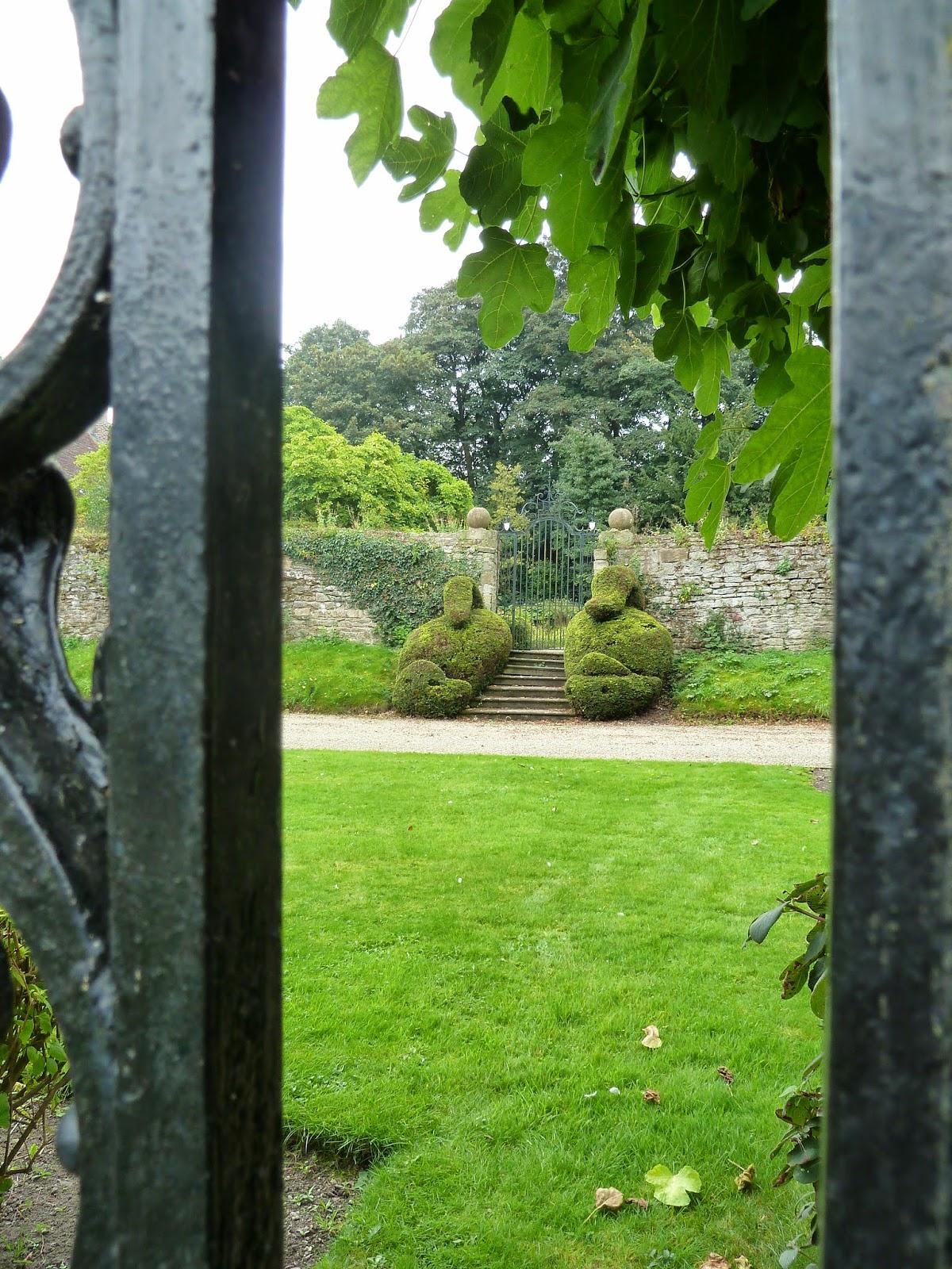 Much Wenlock Priory Shropshire