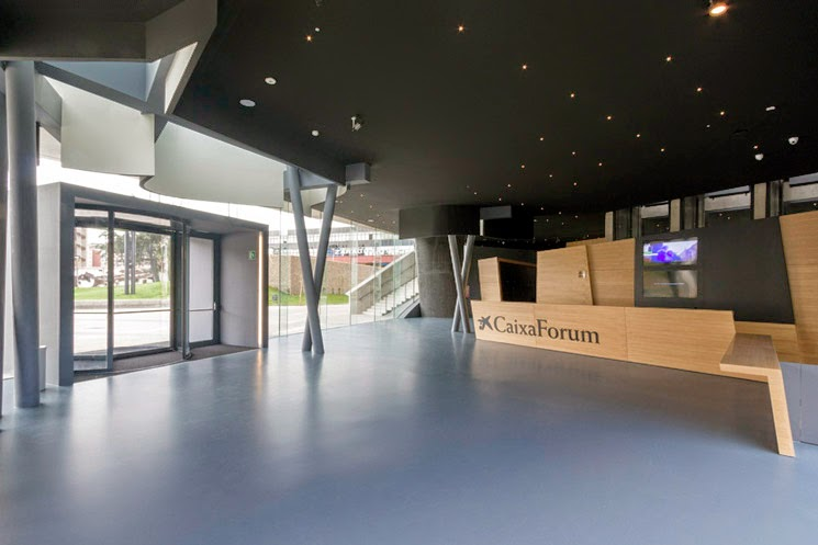 Hall CaixaForum
