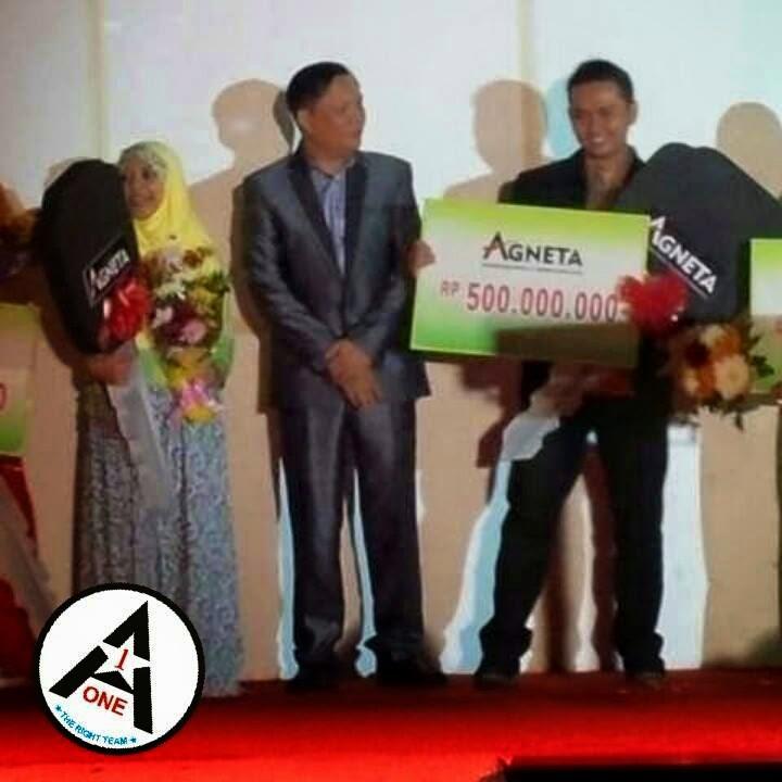 Acara Pre Soft Launching Agneta