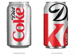 New Diet Coke designs