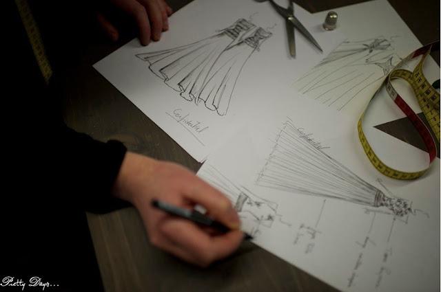 Confidentiel création robe de mariée pretty days