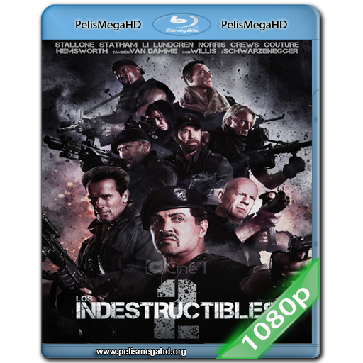 LOS INDESTRUCTIBLES 2 (2012) FULL 1080P HD MKV ESPAÑOL LATINO