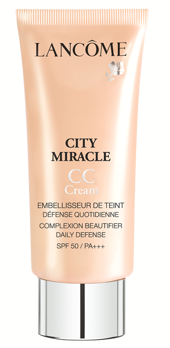 Preview: Lancome City Miracle CC Cream