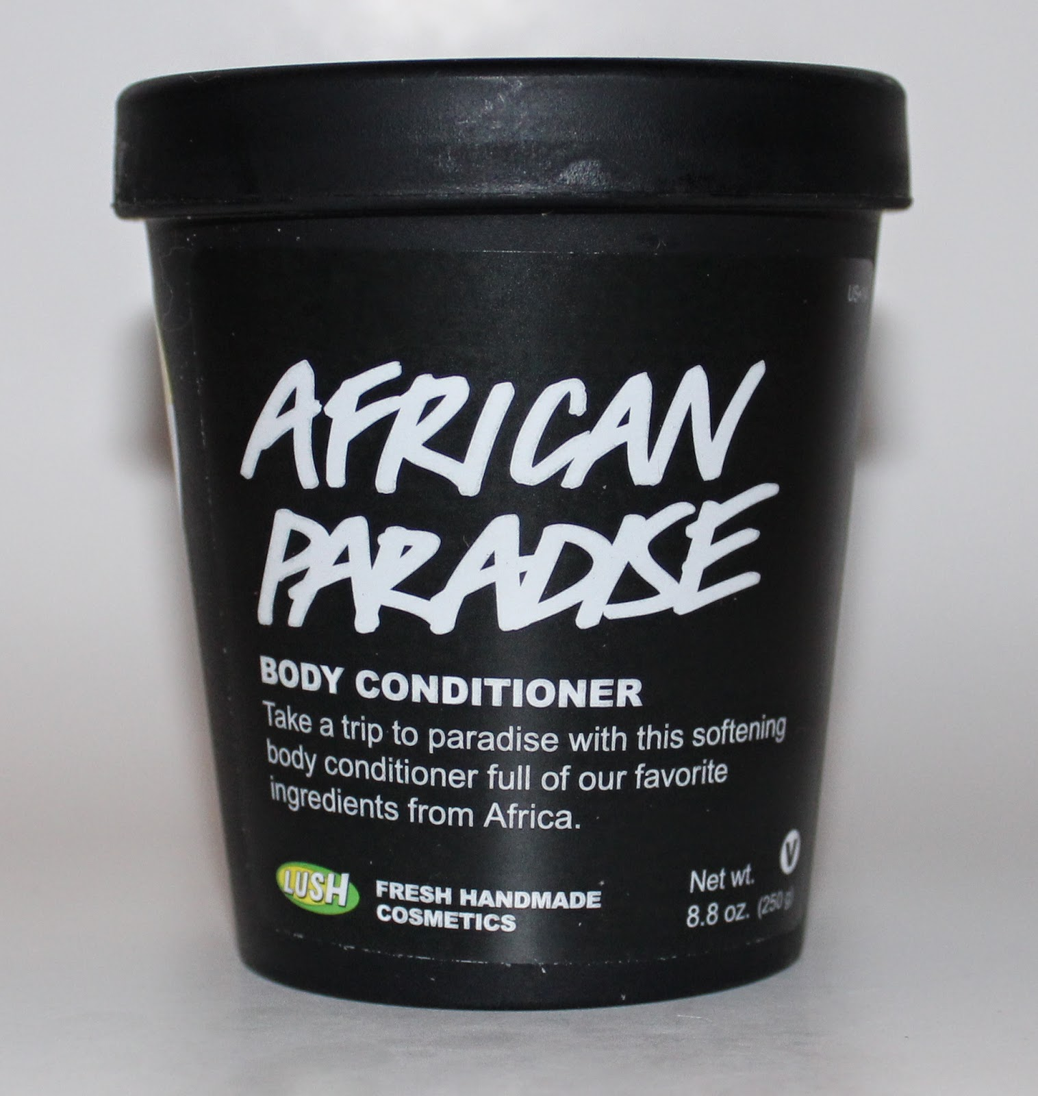 Lush African Paradise Body Conditioner