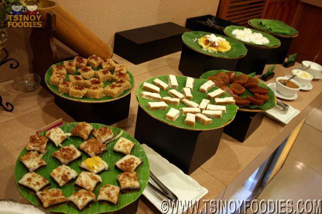 kamayan buffet