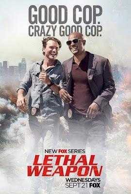 Lethal Weapon (TV Series) S01 DVD R1 NTSC Sub