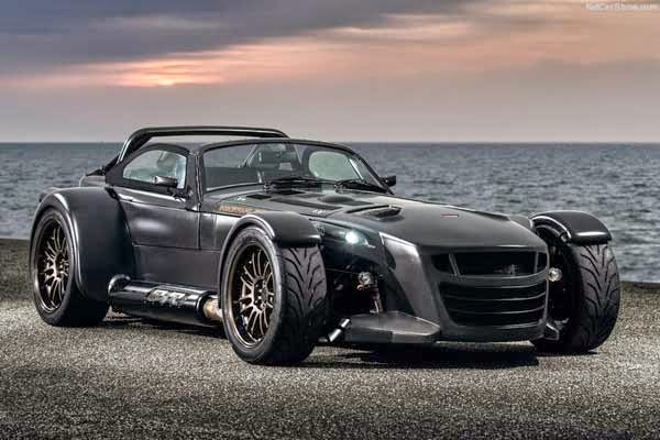 Donkervoort D8 GTO Bare