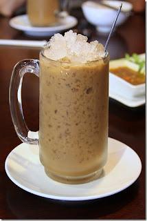 Espuma de café helado