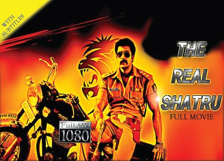 The Real Shatru 2015 Hindi Dubbed