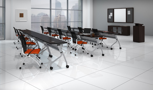 Modern Classroom Certified Trainer ~ The office furniture at officeanything training