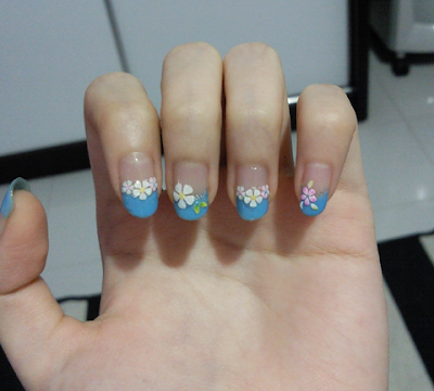 Bitsdiaries About Beauty Acne Nail Art Designs Gallery