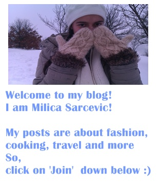 About me and my blog :)