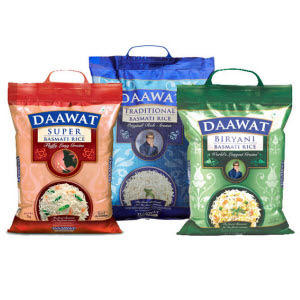 Buy Daawat Rice 5kg Packet upto 46% off or 25% off or 1% off from Rs. 315 :Buytoearn