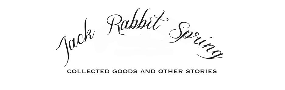 *  Jack Rabbit Spring