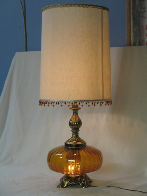 Vintage Farmhouse Vintage Lamps
