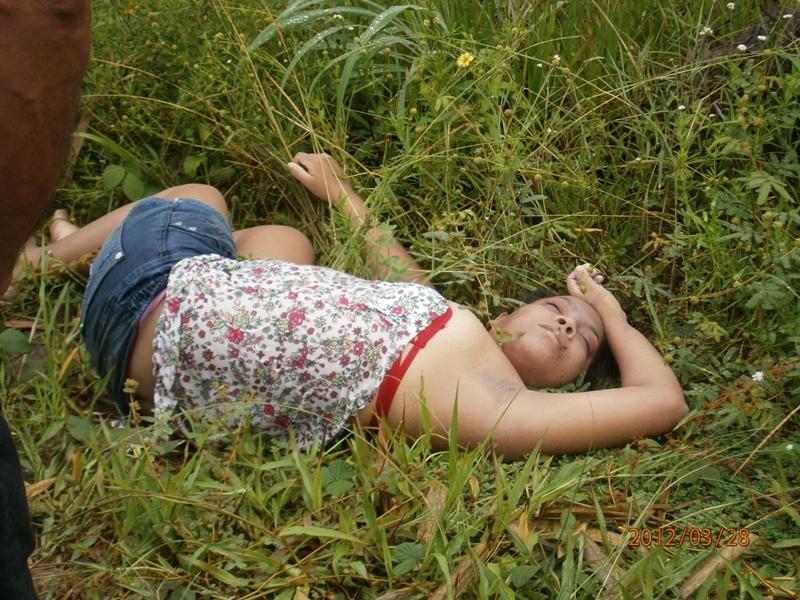 Mulher Morta Por Estrangulamento E Corpo Desovado Em Pa O