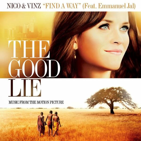 Nico & Vinz - Find a Way (feat. Emmanuel Jal) - Single Cover