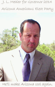 J.L. Mealer, Arizona Americans Elect Party Candidate for Governor, 2014