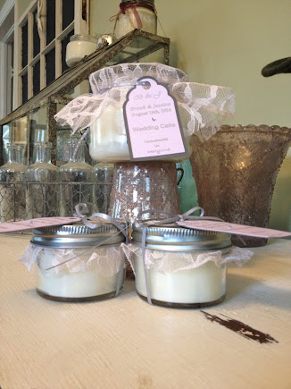 Customized Wedding Favors