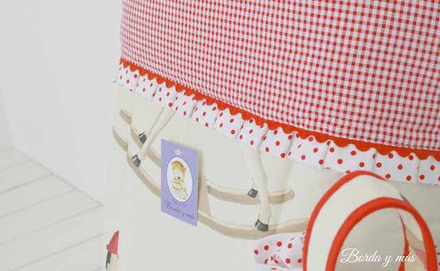 Saco y bolsa para silla Concord Neo