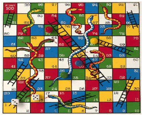 Estrategias innovadoras para una ense anza de calidad for Escaleras y serpientes imprimir
