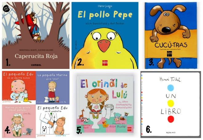 Seleccion De Libros Y Cuentos Para Ninos 2 3 Anos Club Peques