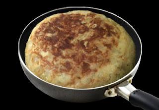 Cocina con Aníbal Tortilla de patatas