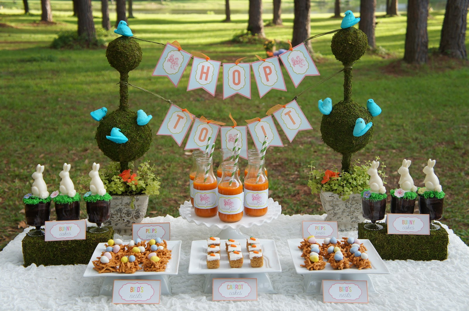 hop on over easter party real parties i 39 ve styled amy