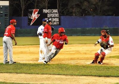 Tigres de Cartagena será el rival de Caimanes en la final