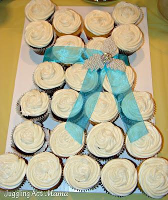Wedding Dress Cupcake Cake 32 Luxury My sister in law