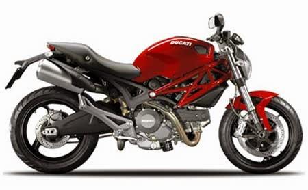 Harga Ducati Monster