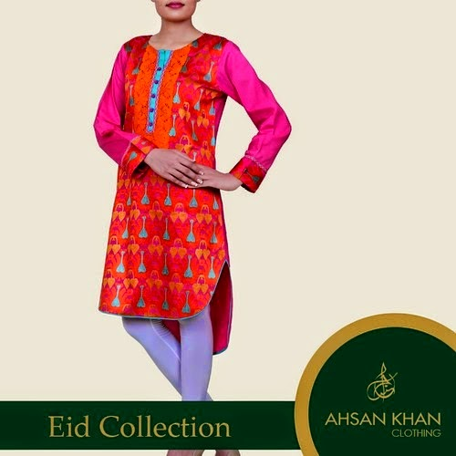 Best Eid Collection 2014 for Girls
