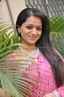 Reshma, , photo, gallery, in, pink, saree
