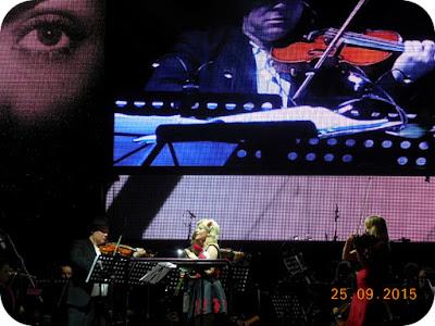 Loredana si Balanescu Quartet