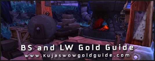 wod professions gold guide