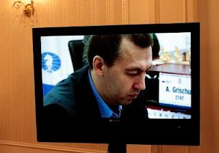 Echecs à Kazan : Gata Kamsky © Chess-News