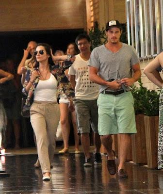 estilo celebridades no shopping cleo pires
