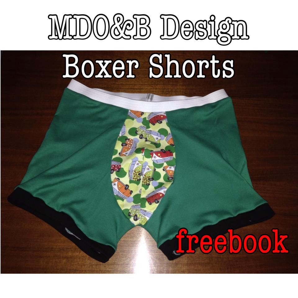 f r s hne und kerle freebook boxershorts von mdo b. Black Bedroom Furniture Sets. Home Design Ideas