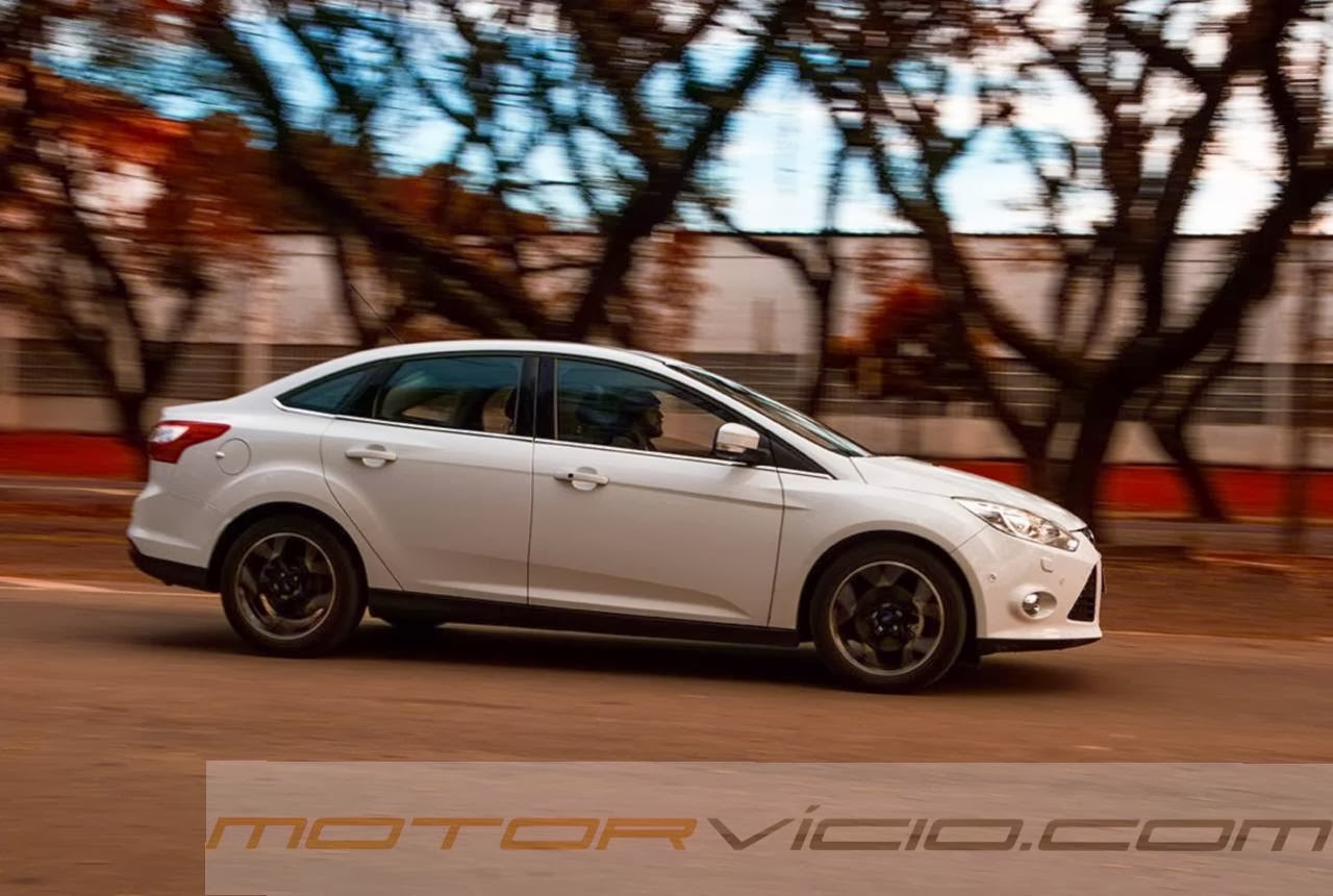 Teste novo ford focus sedan 2014