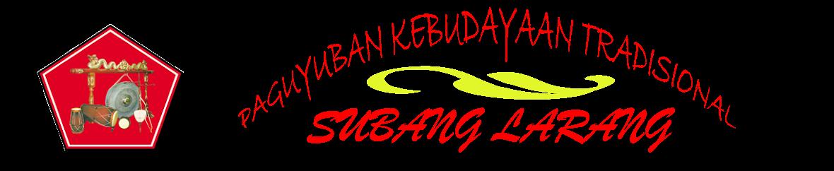 Subang Larang
