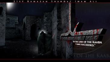 Shahadat Imam Ali(a.s)