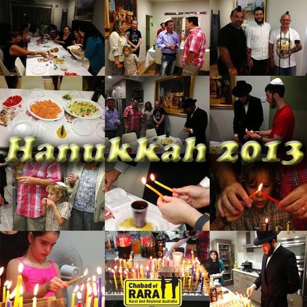 Hanukkah 2013