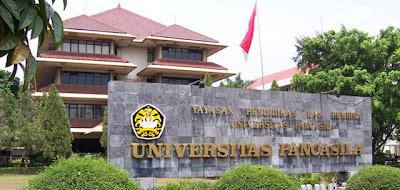 Alamat Universitas Pancasila Jakarta