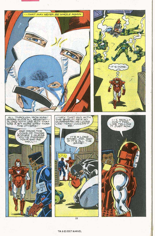 Captain America (1968) Issue #339b #269 - English 32