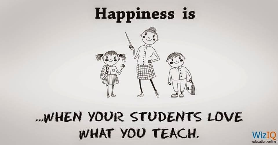 Happinness is....