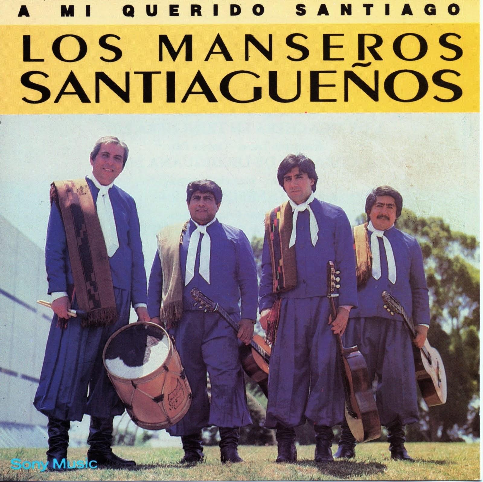 Los Manseros Santiagueños - Folklore Con Los Manseros Santiagueños