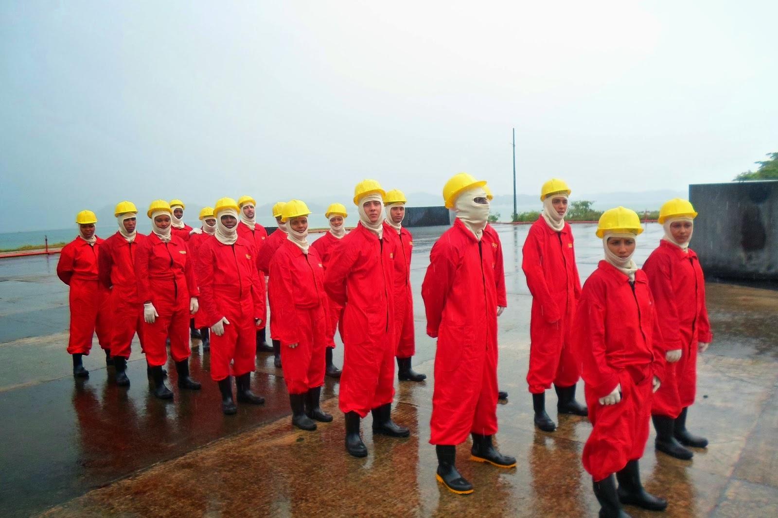 Curso de bombeiro civil em recife