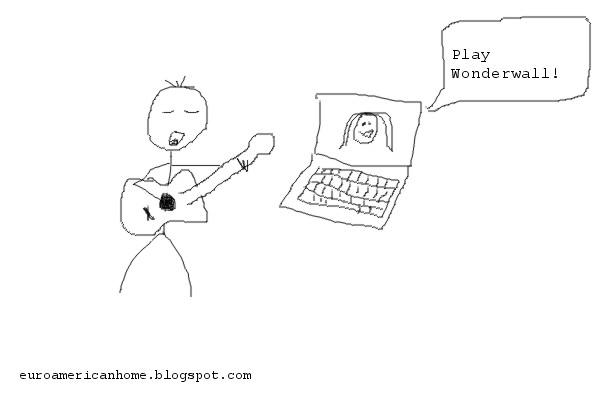 A Skype Serenade